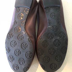 2a9698ea7 Tory Burch Shoes - Tory Burch Reva Ballet Flats size 7M port brwn